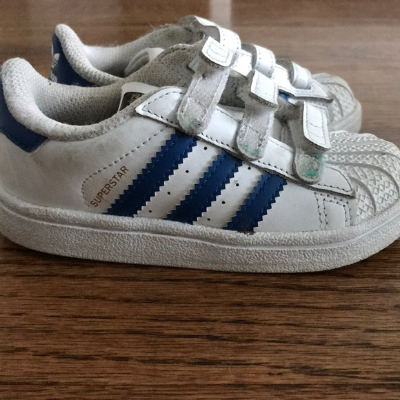 adidas shoes boys velcro